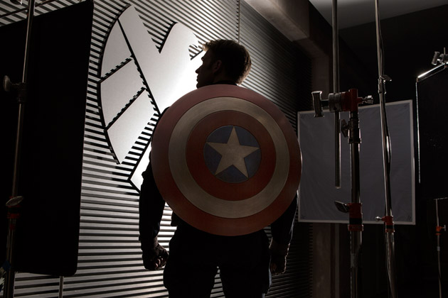 Captain America 2 movie poster Image: Marvel