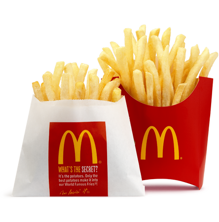 mcdonalds-Small-French-Fries