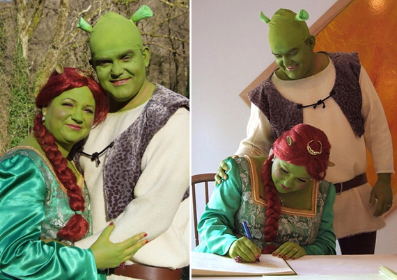 shrek-wedding