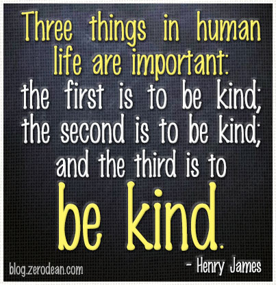 three-things-in-human-life-are-important-henry-james